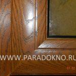 Алюмодеревянные окна цена
