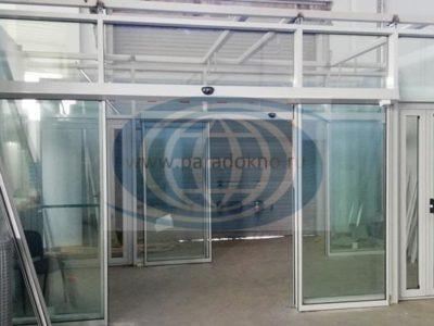 Автоматическая дверь Реутов (11)