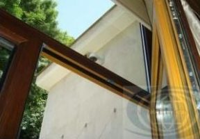 Алюмодеревянные окна