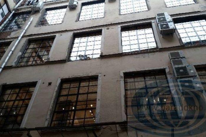 Алюминиевые окна А3