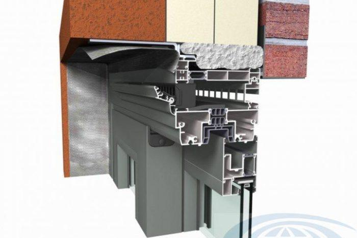 Подъмно-раздвижная дверь Reynaers CP 155 (3)