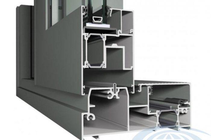 Подъмно-раздвижная дверь Reynaers CP 155 (6)