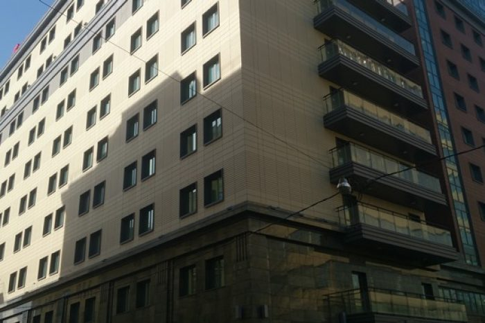 Ирбис.Алюминиевые окна Шуко (1)