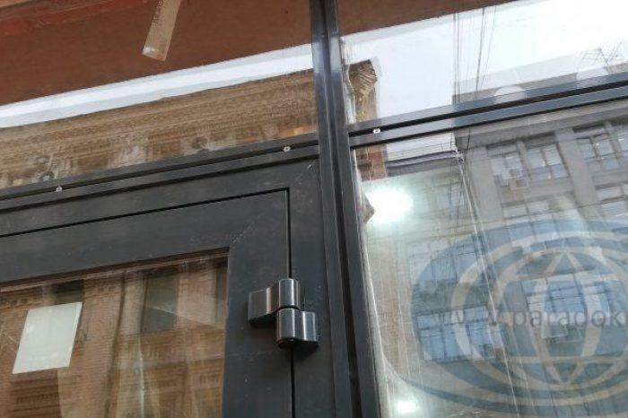 Алюминиевые окна гармошки Alumil